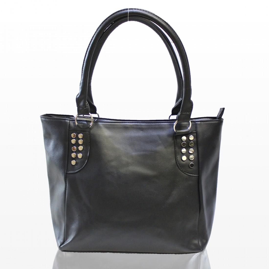Дамска чанта Ками - черна