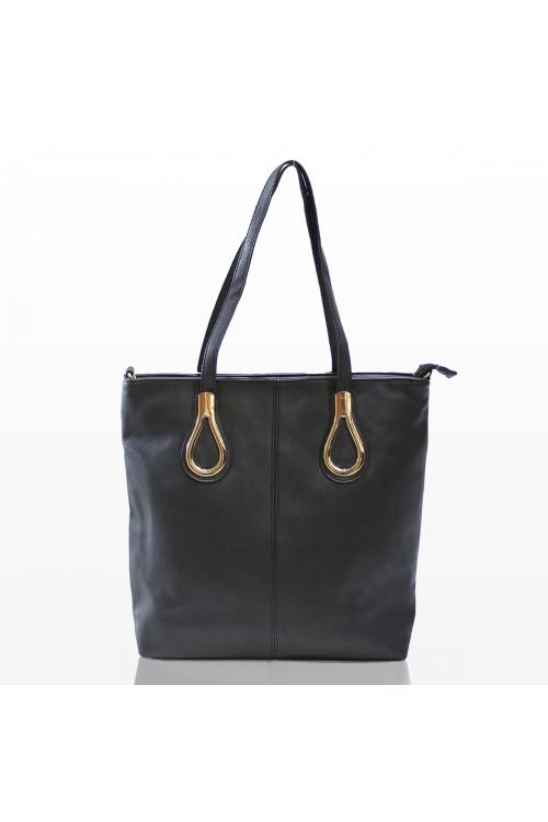 Дамска чанта Роси - черна