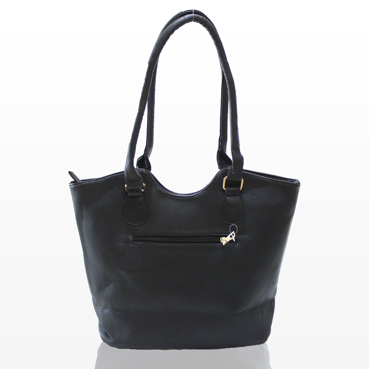 Дамска чанта Рони - черна Снимка 2 от 2