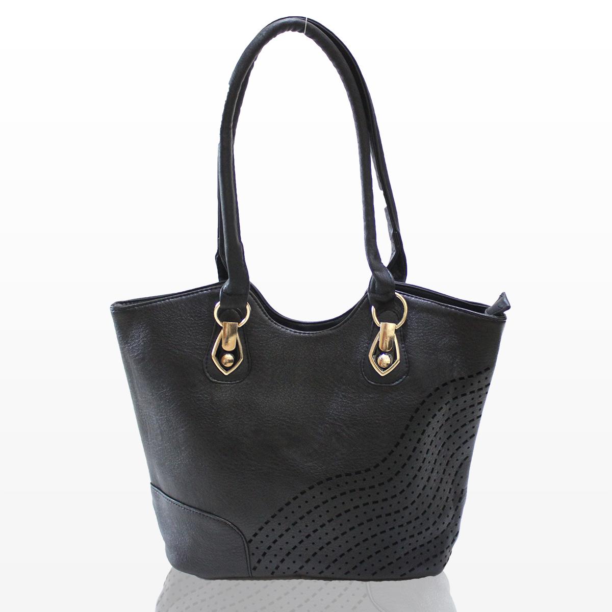 Дамска чанта Рони - черна