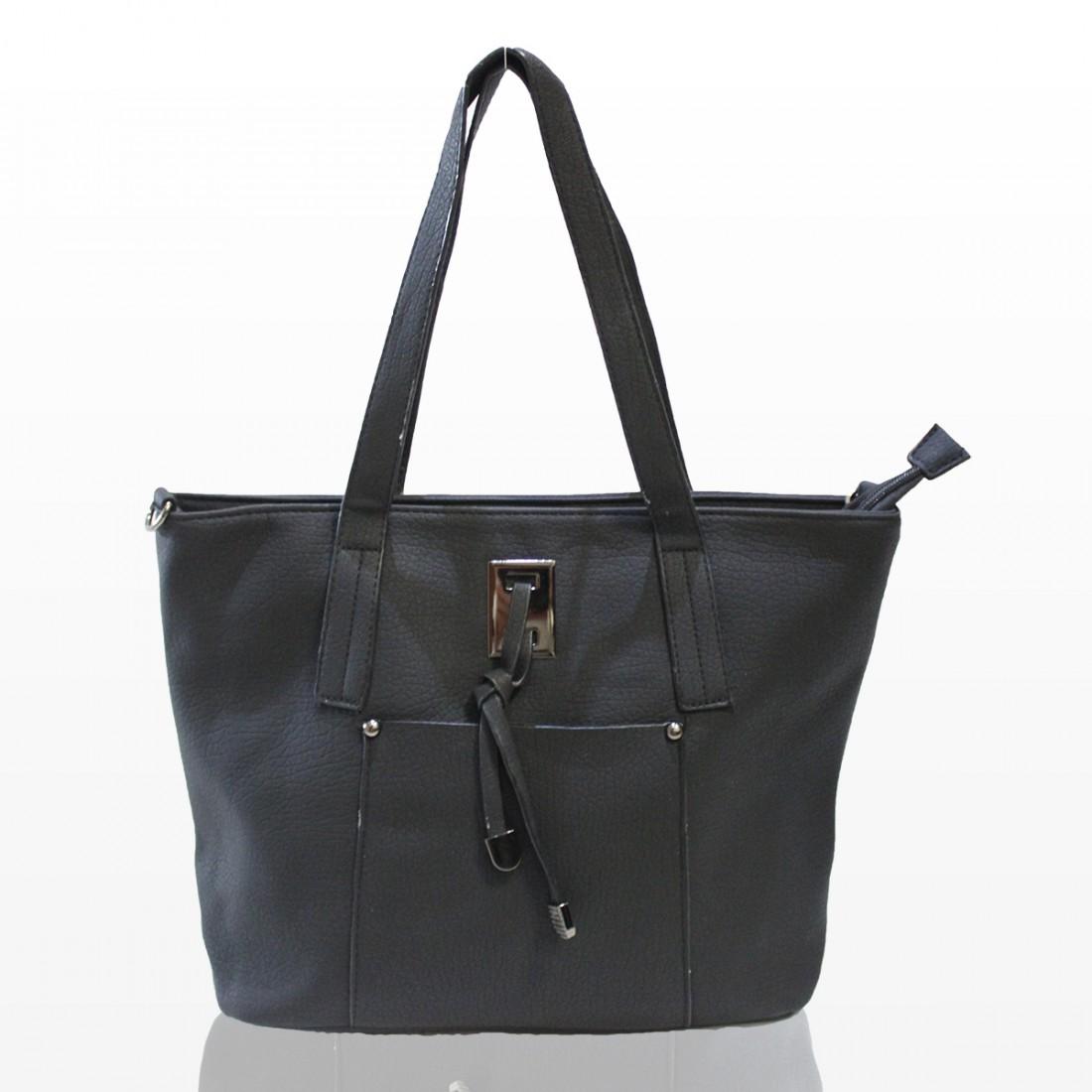 Дамска чанта - черна