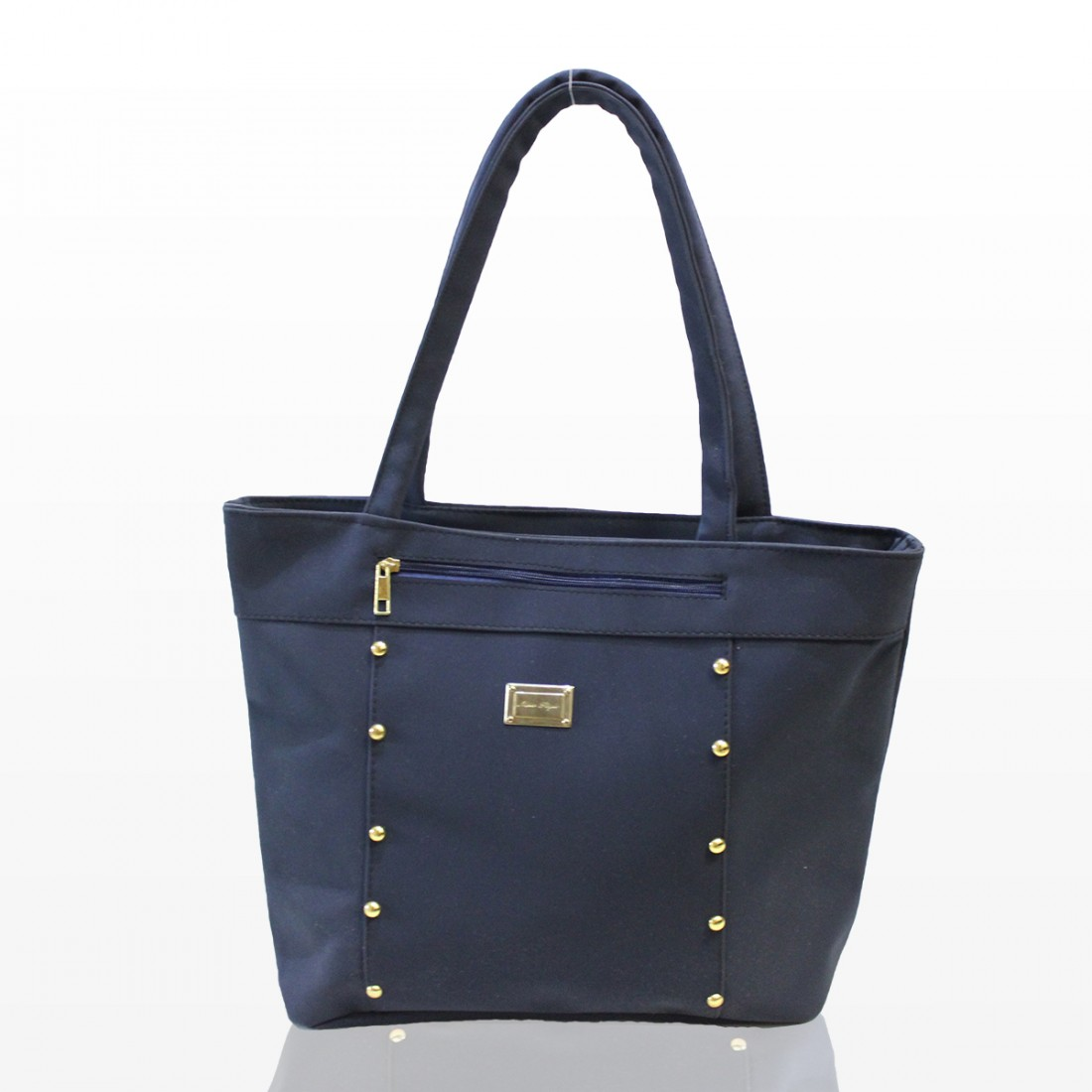Дамска ежедневна чанта - синя