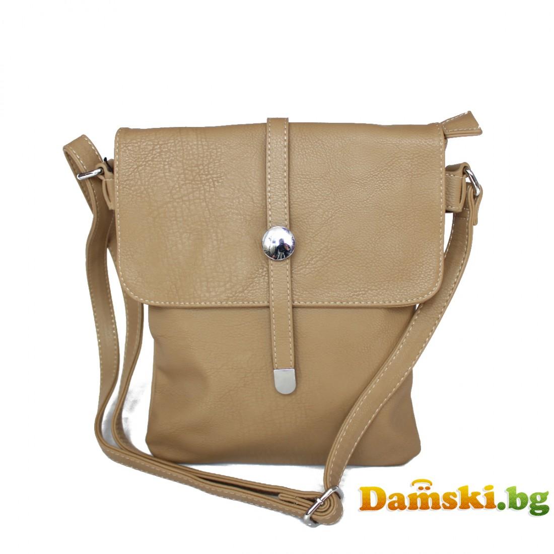 Дамска чанта през рамо - Сиена