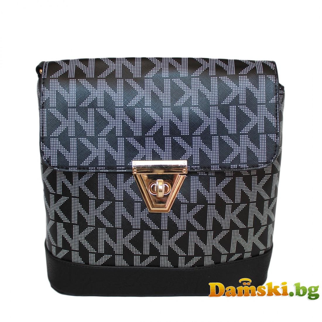 Дамска чанта през рамо - Ванеса