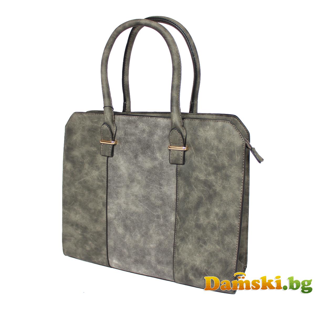 Елегантна дамска чанта - Мими Снимка 2 от 3