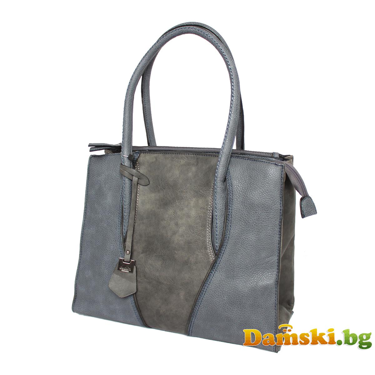 Стилна дамска чанта - Ива Снимка 3 от 3