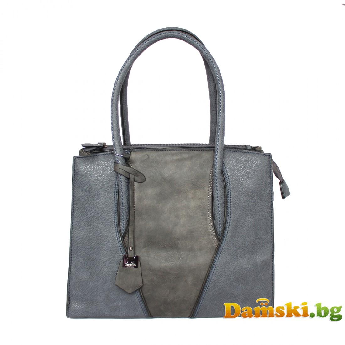 Стилна дамска чанта - Ива