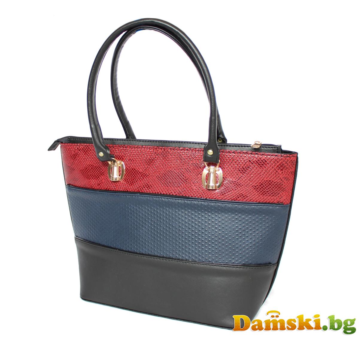 Стилни дамски чанти - Дени Снимка 2 от 2