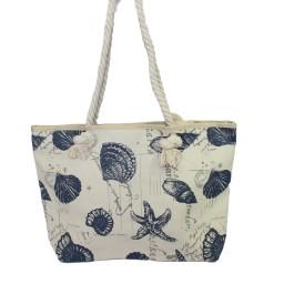 Плажна чанта морско дъно