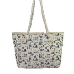 Плажна чанта с корабче