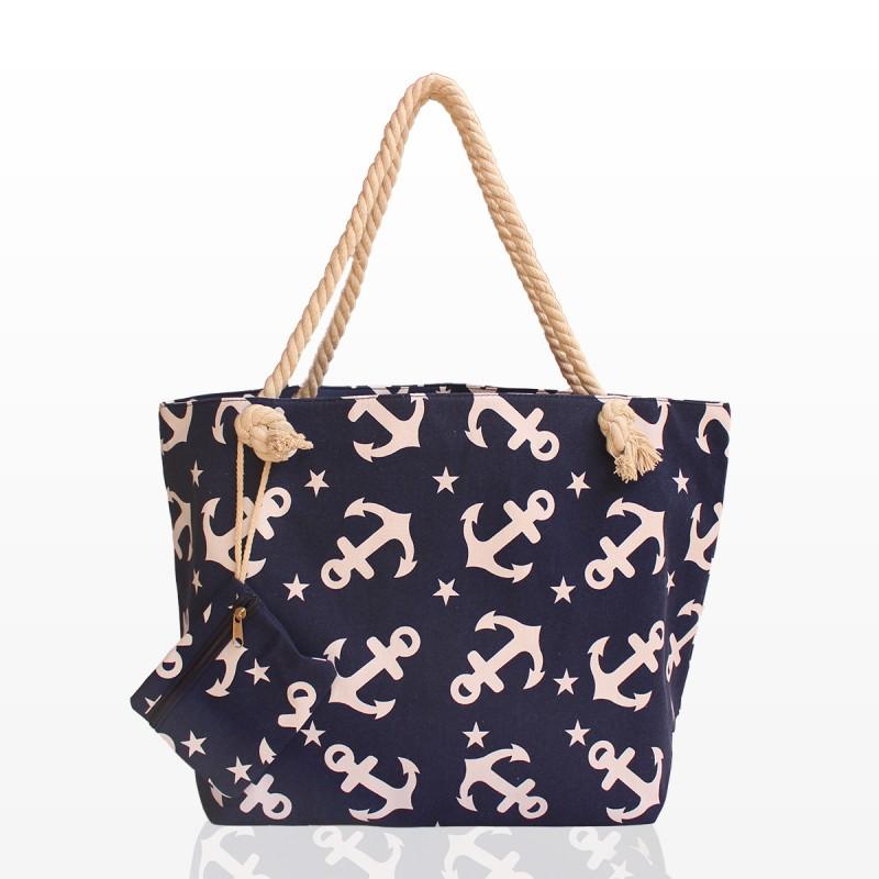 Плажна Чанта с портмоне