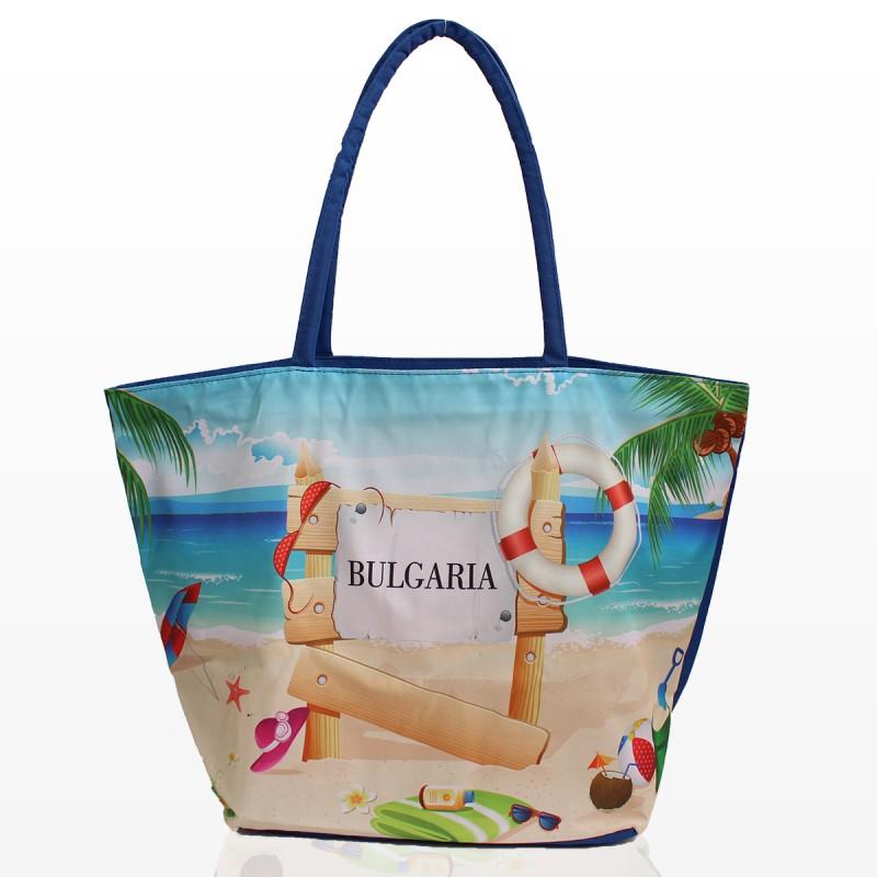 Плажна Чанта с принт България