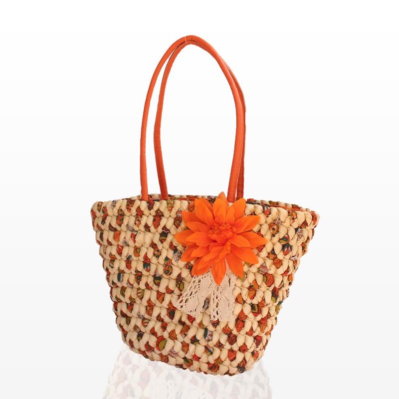 Плажни Чанти Беа - оранжева
