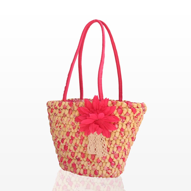 Плажни Чанти Беа - розова