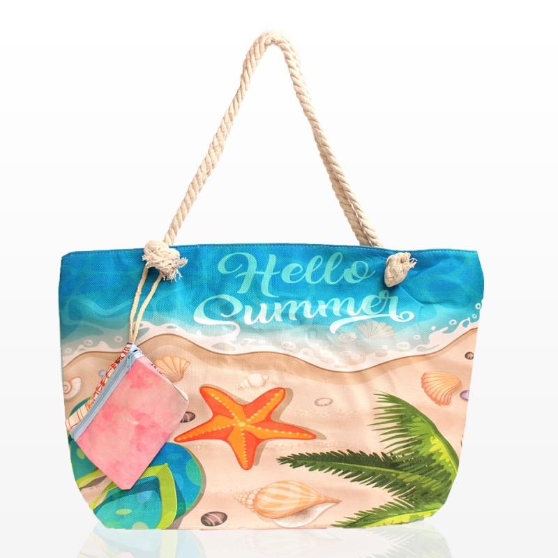 Плажни Чанти Hello Summer