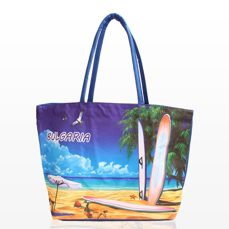 Плажни Чанти от Непромокаем Плат