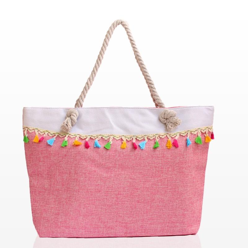 Плажни Чанти с Пискюли