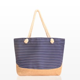 Плажни Чанти Софи - тъмно синя