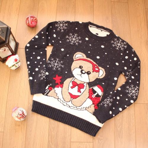 Коледни пуловери