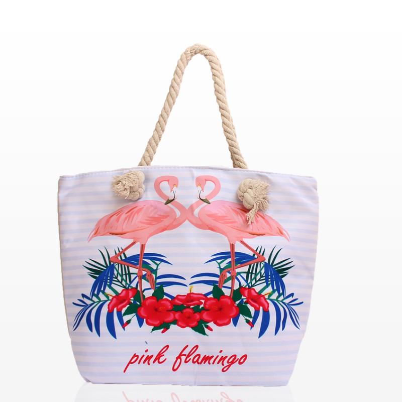 Плажни Чанти Ping Flamingo
